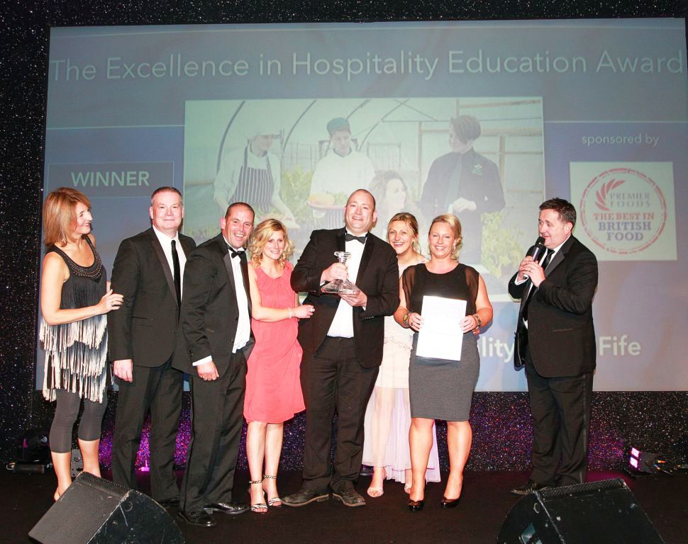 Excellence in Hospitality Education Award low res