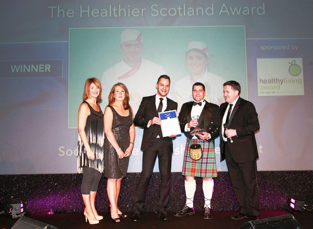 Healthier Scotland Award low res